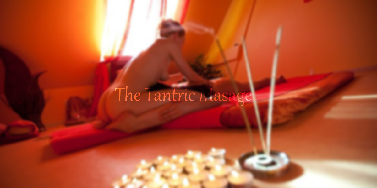 the london tantric massage session